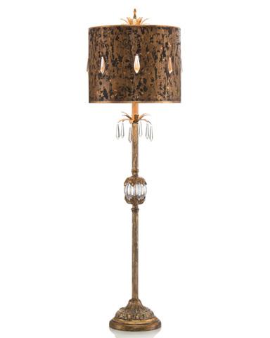 John Richard Collection - Victorian Buffet Lamp - JRL-8113