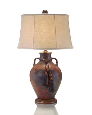 John Richard Collection - Earthenware Jug Lamp - JRL-8458