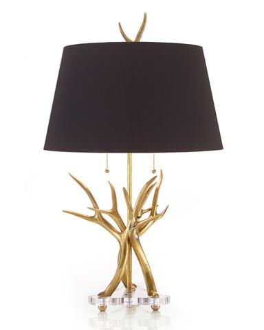 John Richard Collection - Contemporary Horn Lamp - JRL-8590