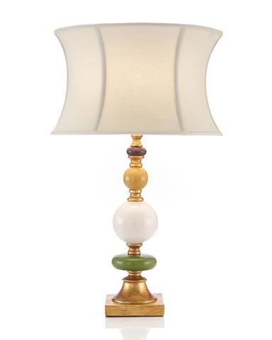 John Richard Collection - Multi Hued Mini Lamp - JRL-8594