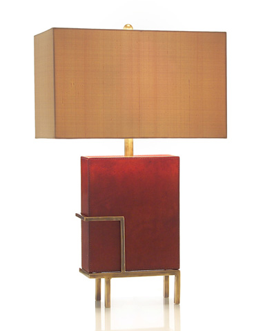 John Richard Collection - Boxed in Accent Lamp - JRL-8741