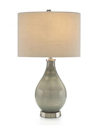 John Richard Collection - Pale Frost Lamp - JRL-8879