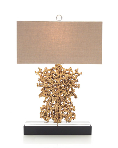 John Richard Collection - Gold Rush Lamp - JRL-8904