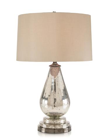 John Richard Collection - Mercury Teardrop Lamp - JRL-8967