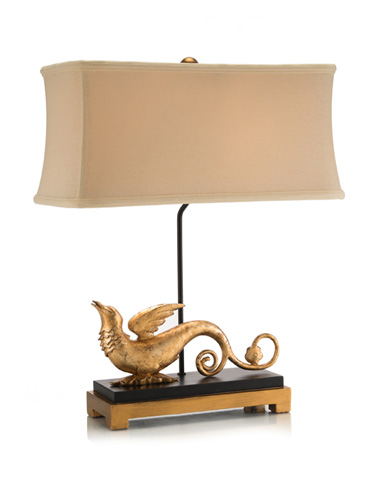 John Richard Collection - Mythical Griffin II Lamp - JRL-8975