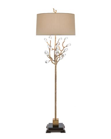 John Richard Collection - Budding Crystal Floor Lamp - JRL-8981