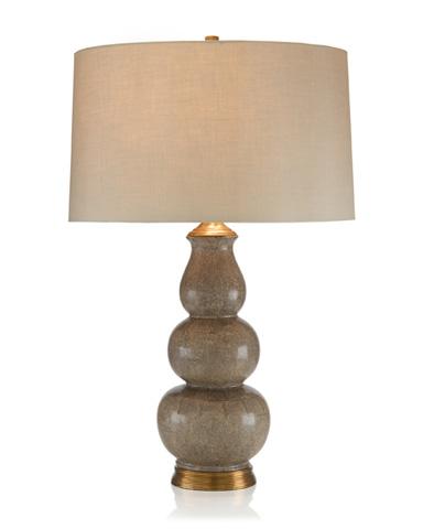 John Richard Collection - Shagreern Gourd Table Lamp - JRL-8988