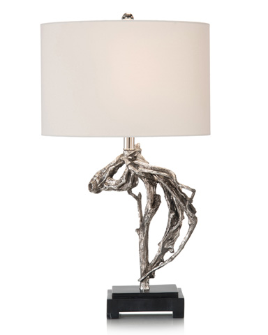 John Richard Collection - Run in the Wind Accent Lamp - JRL-9055