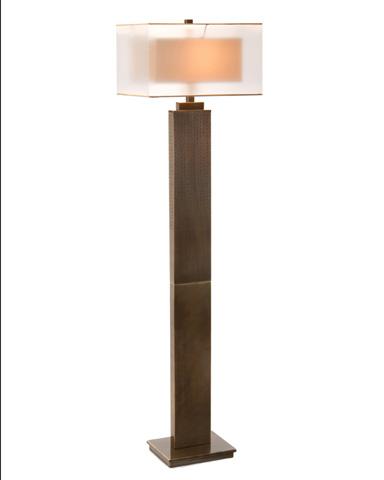 John Richard Collection - Zen Floor Lamp - JRL-9078