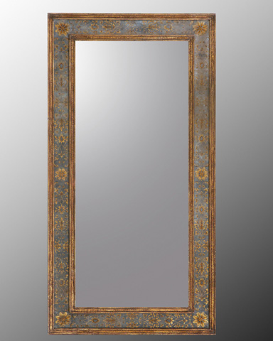 John Richard Collection - Galway Wood Frame with Mirror - JRM-0261