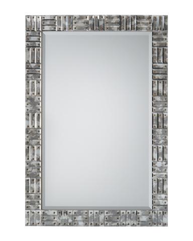 John Richard Collection - Multi Smoked Frame with Beveled Mirror - JRM-0734