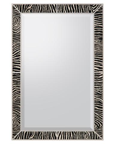 John Richard Collection - Zebra Mirror - JRM-0753