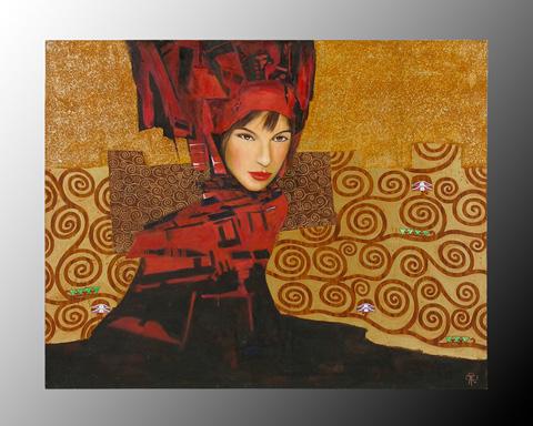 John Richard Collection - Reproduction Klimt - JRO-2224