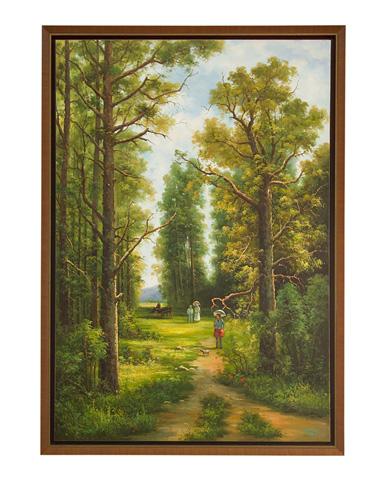 John Richard Collection - Junda Q Forest Path - JRO-2540