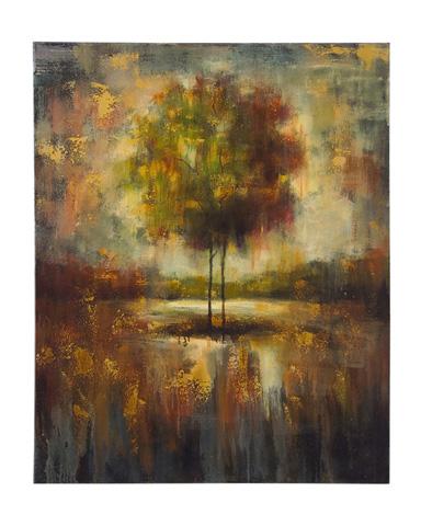 John Richard Collection - Dawn Golden Landscape - JRO-2548