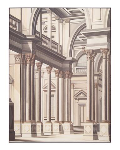 John Richard Collection - Teng Fei's Ancient Halls I - JRO-2606