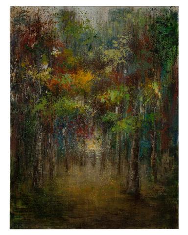 John Richard Collection - Solomon's Through the Trees - JRO-2658