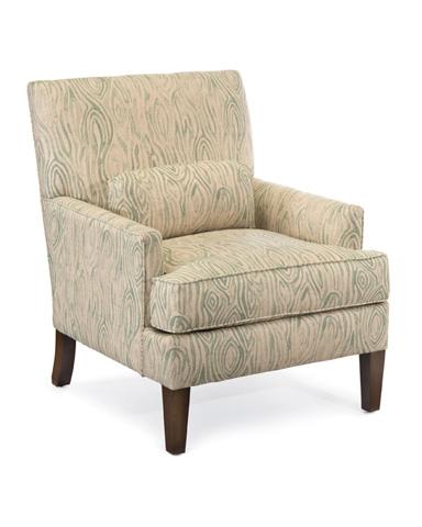 John Richard Collection - Track Arm Chair - AMQ-1101Q01-1032-AS