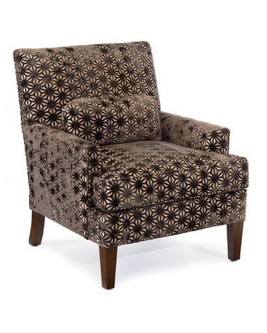 John Richard Collection - Track Arm Chair - AMQ-1101Q01-2040-AS