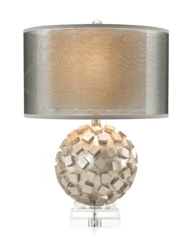 John Richard Collection - Art Globe Accent Lamp - JRL-9153