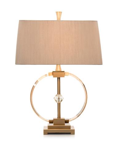 John Richard Collection - Round Prism Table Lamp - JRL-9165