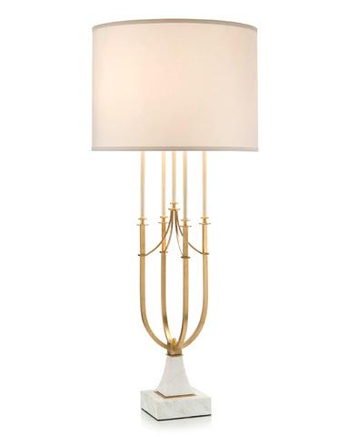 John Richard Collection - Candlestick Centerpiece Table Lamp - JRL-9202