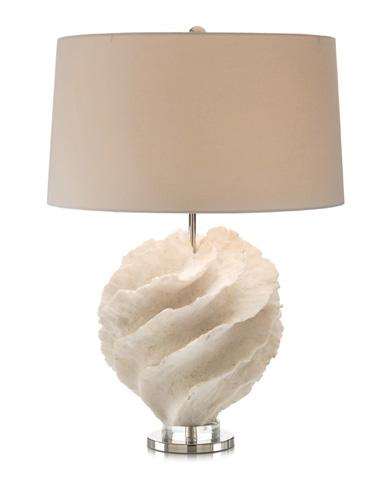 John Richard Collection - Rustic Spiral Table Lamp - JRL-9231