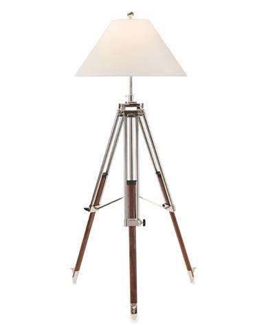 John Richard Collection - Tripod Floor Table Lamp - JRL-9232