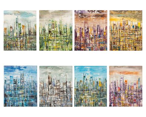 John Richard Collection - Jinlu's Urban Collection - JRO-2768S8