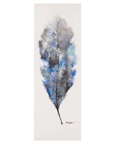 John Richard Collection - Wingka's Small Blue Leaf - JRO-2769