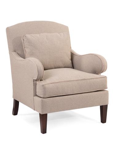 John Richard Collection - English Arm Chair - AMQ-1102Q01-1040-AS