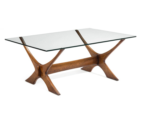 John Richard Collection - Nassau Cocktail Table - EUR-03-0548