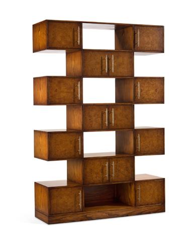 John Richard Collection - Chestnut Bookshelf - EUR-04-0334