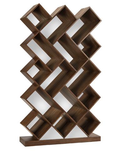 John Richard Collection - Slanted Modern Bookshelf - EUR-04-0342
