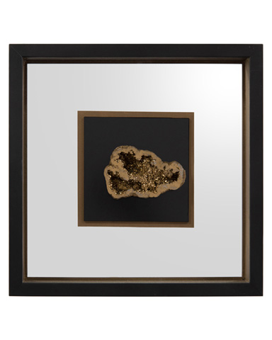 John Richard Collection - Geodes Gold II - GBG-1234B