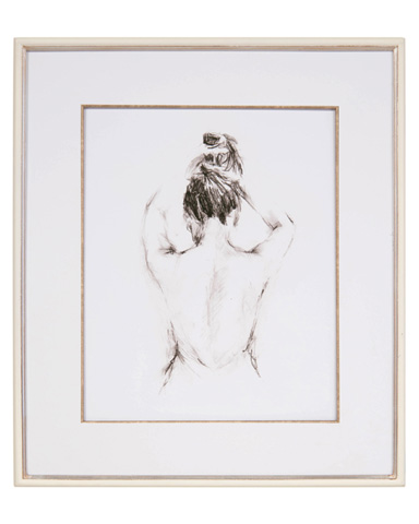 John Richard Collection - Back Study II - GRF-5668B