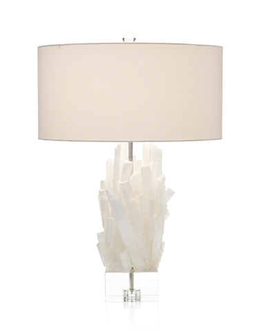 John Richard Collection - Selenite Lamp - JRL-9326