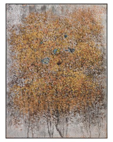 John Richard Collection - Teng Fei's Gilded Butterflie - JRO-2793