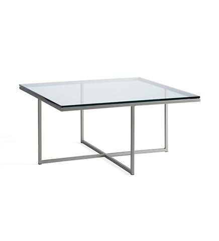 Johnston Casuals - Jon Square Cocktail Table - 1300-04