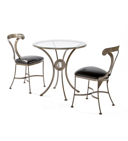 Johnston Casuals - Lido Café Set - 1730B/1702/GL30