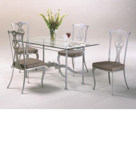 Johnston Casuals - Princeton Dining Room Set - 2732B/2711/GL3660
