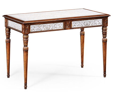 Jonathan Charles - Eglomise Library Table - 492226