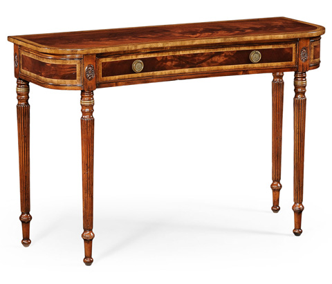 Jonathan Charles - Classic Regency Style Console - 492228