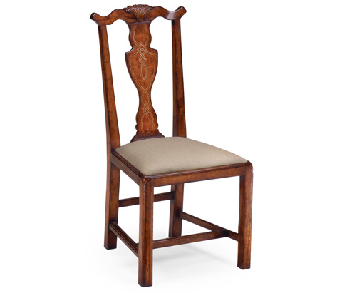Jonathan Charles - Chippendale Country Side Chair - 492280