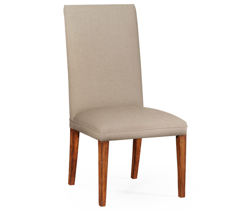 Jonathan Charles - Fully Upholstered Dining Side Chair - 493898