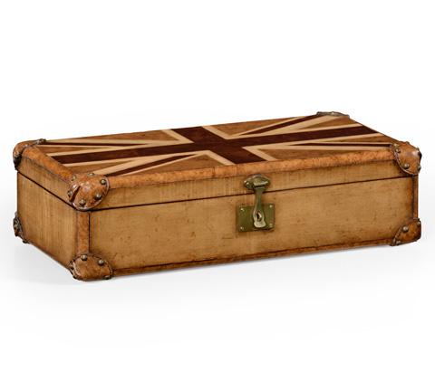 Jonathan Charles - Union Jack Rectangular Box - 494433