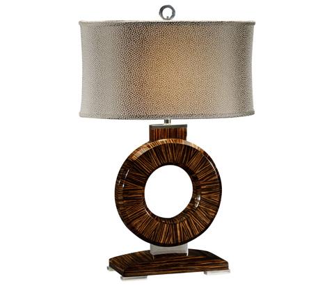 Jonathan Charles - Porthole Table Lamp - 494989-MAS