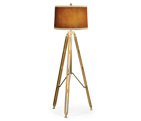 Jonathan Charles - Architectural Floor Lamp - 495163