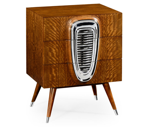 Jonathan Charles - 50's Americana Chest of Drawers - 495197