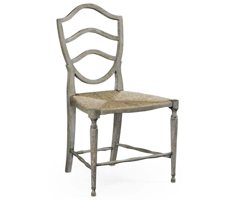 Jonathan Charles - Bodiam Side Chair - 530000-GO-SC
